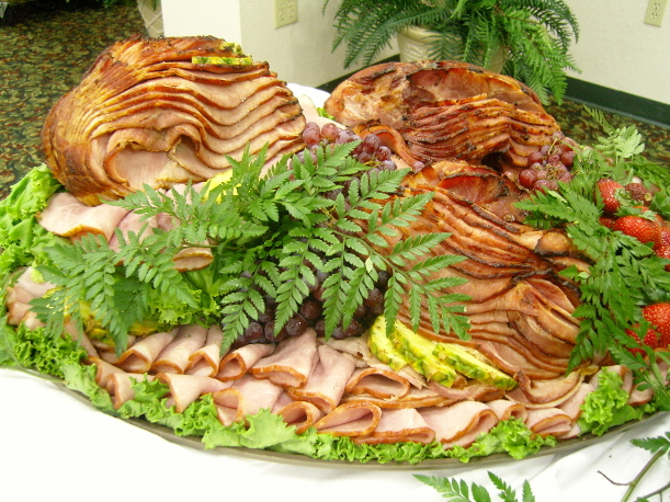 Spiral Honey Baked Ham